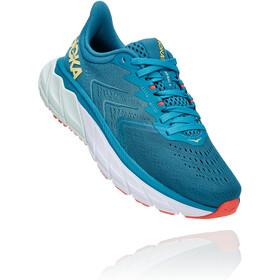 Hoka One One Arahi 5 Shoes Women, blauw